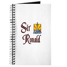 Sir Ronald Journal