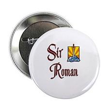 "Sir Roman 2.25"" Button"