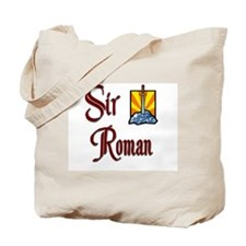Sir Roman Tote Bag