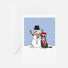 BMD Howling Holiday Greeting Cards (Pk of 20)