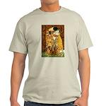 The Kiss/Two Dachshunds Light T-Shirt