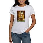 The Kiss/Two Dachshunds Women's T-Shirt