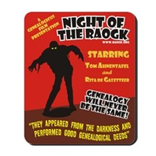 Night Of The RAOGK Mousepad
