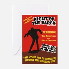 Night Of The RAOGK Greeting Cards (Pk of 10)