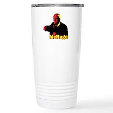 Funny Parody McCain McRage Temper Parody Travel Mug