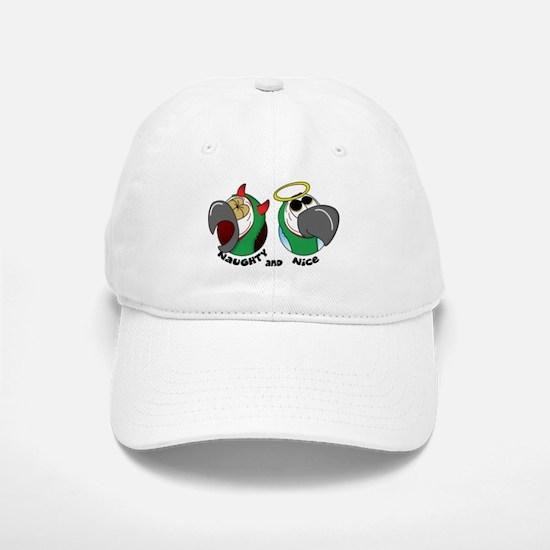 Angel Devil Severe Macaw Baseball Baseball Cap