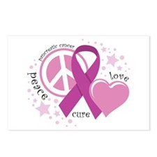 Pancreatic Cancer: PLC Postcards (Package of 8)