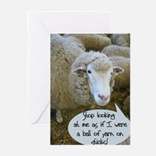Unique Weaving Greeting Cards (Pk of 10)