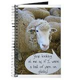 Knitting Journals & Spiral Notebooks