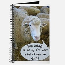 Funny Yarn Journal