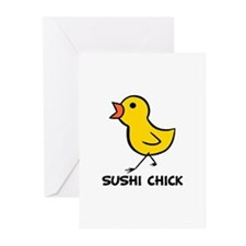 Chick Greeting Cards (Pk of 20)