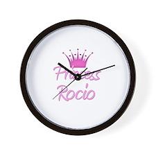 Princess Rocio Wall Clock