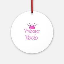 Princess Rocio Ornament (Round)