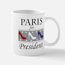 Patriotic Paris Small Small Mug