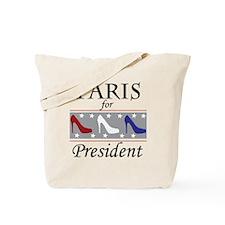 Patriotic Paris Tote Bag