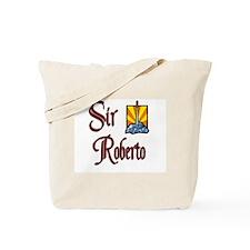 Sir Roberto Tote Bag