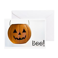 Boo Greeting Cards (Pk of 10)