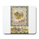 Thanksgiving Joy Mousepad