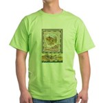 Thanksgiving Joy Green T-Shirt