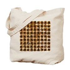 81 Pieces of Chocolate Tote Bag