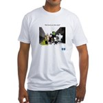 HP Data Center Monsters Fitted T-Shirt