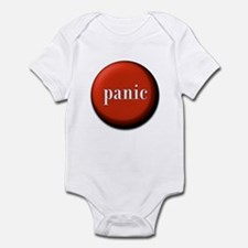 Panic Button Infant Bodysuit