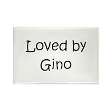 Unique Gino Rectangle Magnet