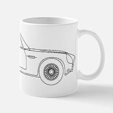 Aston Martin Zagato Mug