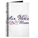 Air force mom Journals & Spiral Notebooks