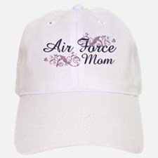 USAF Mom Baseball Baseball Cap