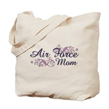 USAF Mom Tote Bag