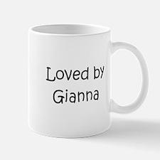 Unique Gianna Mug