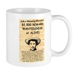 John Wesley Hardin Mug