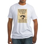 John Wesley Hardin Fitted T-Shirt