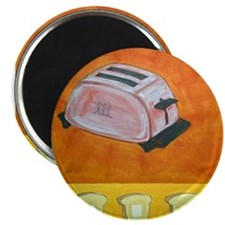Toaster series paintings Magnet