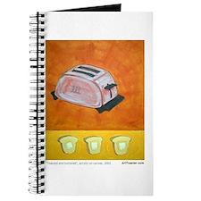 Toaster series paintings Journal