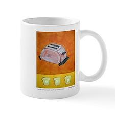 Toaster series paintings Mug