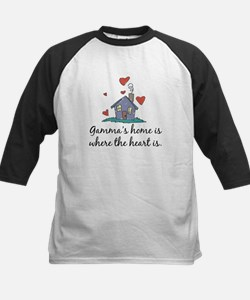 Gamma's Home is Where the Heart Is Tee