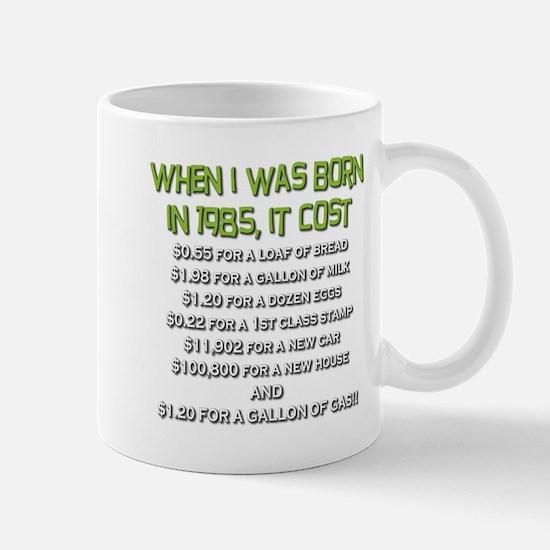 Price Check 1985 Mug