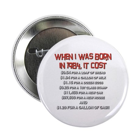 """Price Check 1984 2.25"""" Button (10 pack)"""