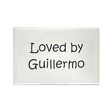 Unique Guillermo Rectangle Magnet