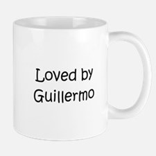 Cute Guillermo name Mug