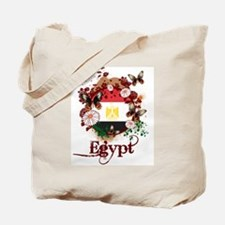Butterfly Egypt Tote Bag