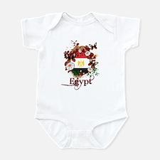 Butterfly Egypt Infant Bodysuit