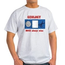 Rock Always Wins T-Shirt