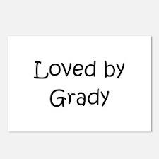 Cute Grady Postcards (Package of 8)
