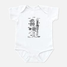 Goddard Rocket Infant Bodysuit
