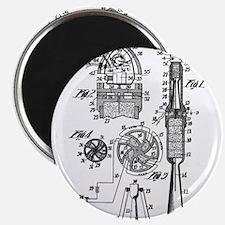 Goddard Rocket Magnet