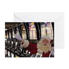 Las Vegas Slots of Santa Cards 10