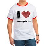 I heart vampires Ringer T